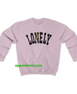 Lonely Lovely Sweatshirt THD