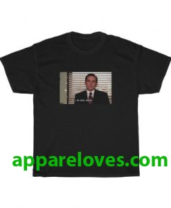 Michael Scott The Office I am Dead Inside tshirt thd