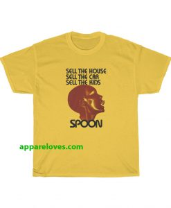 Spoon Sell The House Car Kids T-shirt thd