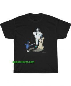 Super sick Wallace and gromit t shirt THD