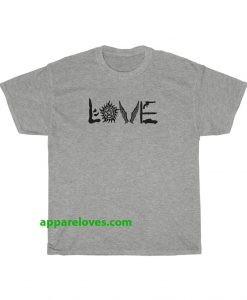 Supernatural Love Inspired T-Shirt thd
