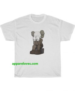 Uniqlo X Kaws T-Shirt THD