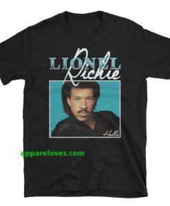 lionel richie t shirts thd